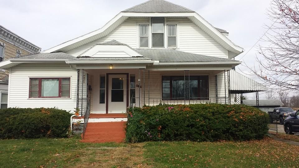 Photo of home for sale at 191 Center Street E, West Mansfield OH