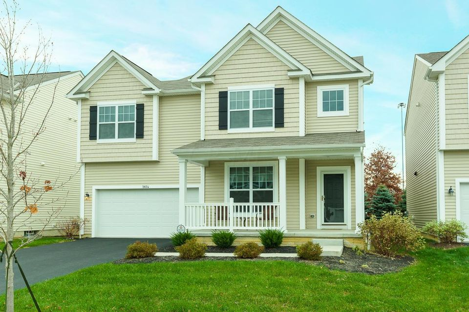 Photo of home for sale at 2654 Aeden Drive, Columbus OH