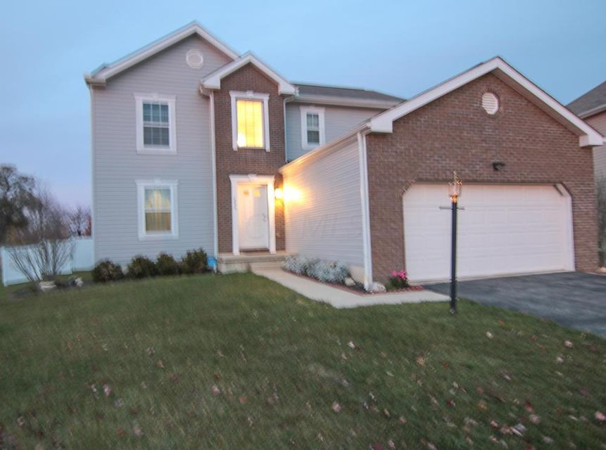 Photo of home for sale at 593 Corbel Drive, Marysville OH