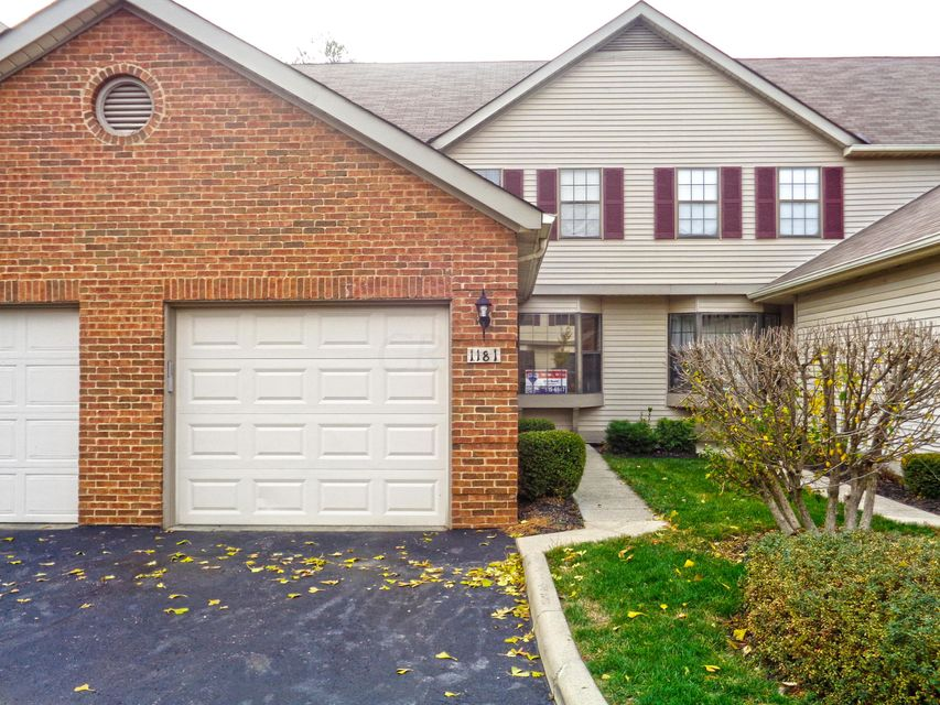Photo of home for sale at 1181 Cambridge Way, Pickerington OH