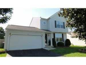 Photo of home for sale at 771 Bledsoe Drive, Galloway OH