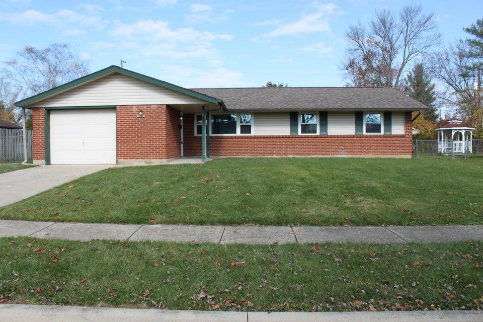 Photo of home for sale at 7028 Lemert Lane, Reynoldsburg OH