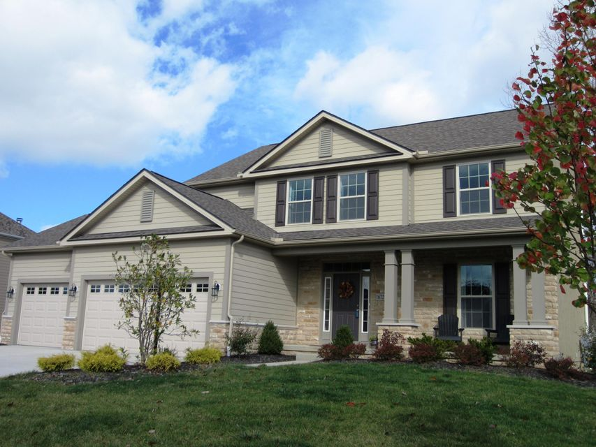 Photo of home for sale at 1672 Forest View Drive, Pataskala OH