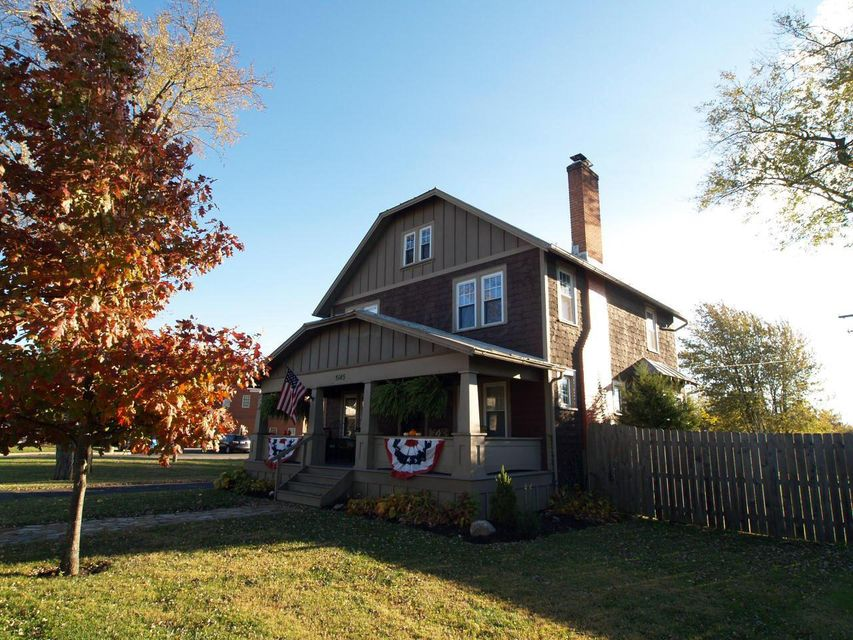 Photo of home for sale at 5145 Norwich Street, Hilliard OH
