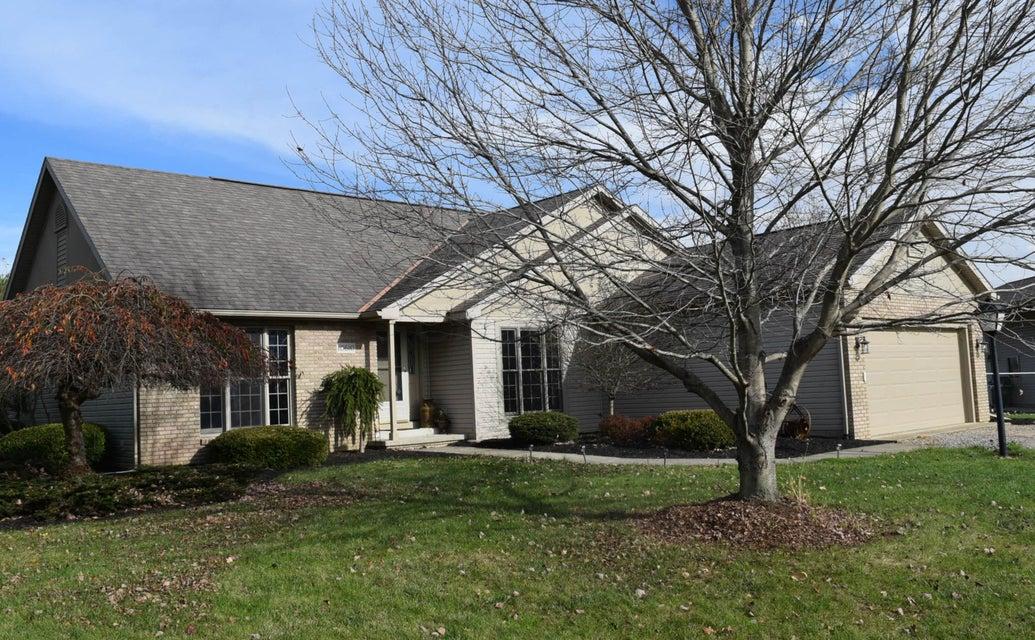 Photo of home for sale at 10610 Lancaster Newark Road NE, Millersport OH