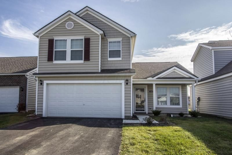 Photo of home for sale at 3980 Redroyal Avenue, Columbus OH