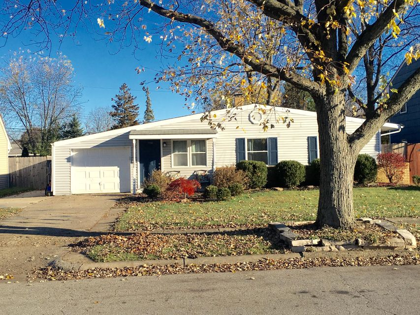 Photo of home for sale at 3840 HOMECOMER Drive, Grove City OH