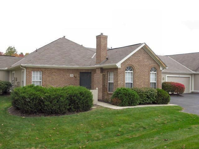 Photo of home for sale at 336 Park Woods Lane, Powell OH