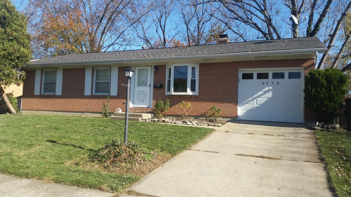 Photo of home for sale at 4778 Glendon Road, Columbus OH