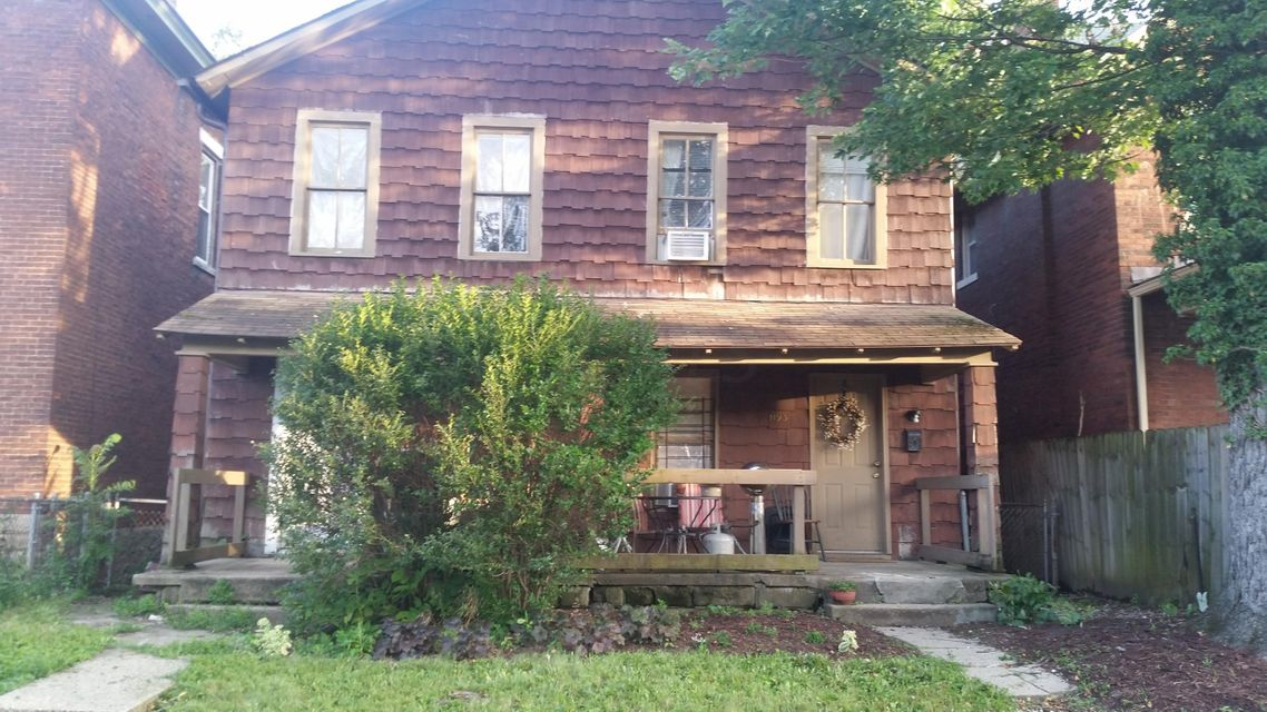 Photo of home for sale at 1193 RICH Street E, Columbus OH