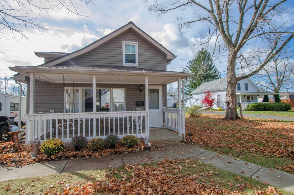 Photo of home for sale at 179 Williams Street S, Johnstown OH