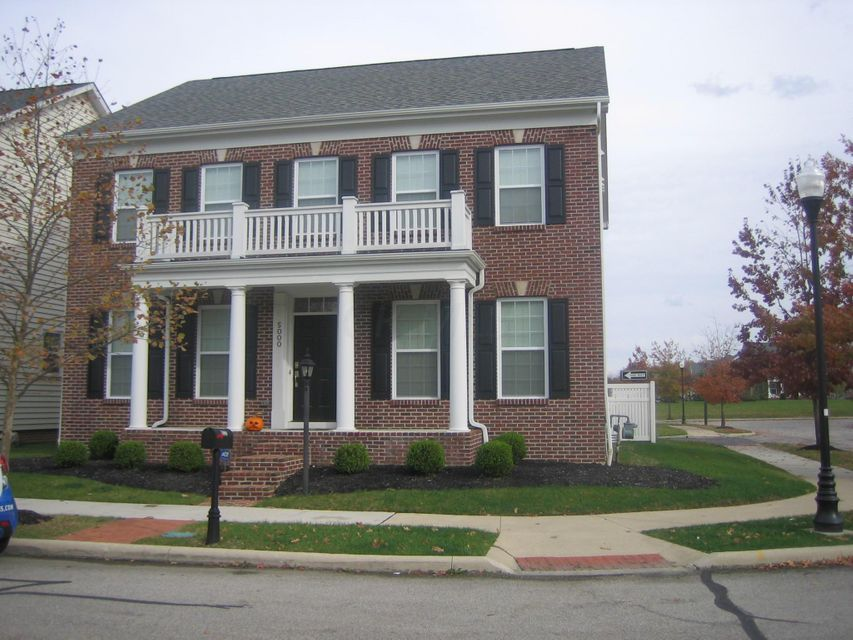 Photo of home for sale at 5000 Blackstone Edge Drive, New Albany OH