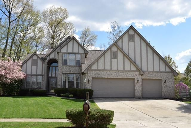 Photo of home for sale at 8923 Betony Court, Reynoldsburg OH