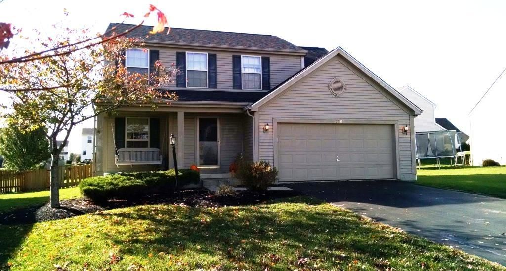 Photo of home for sale at 225 Purple Finch Loop, Etna OH