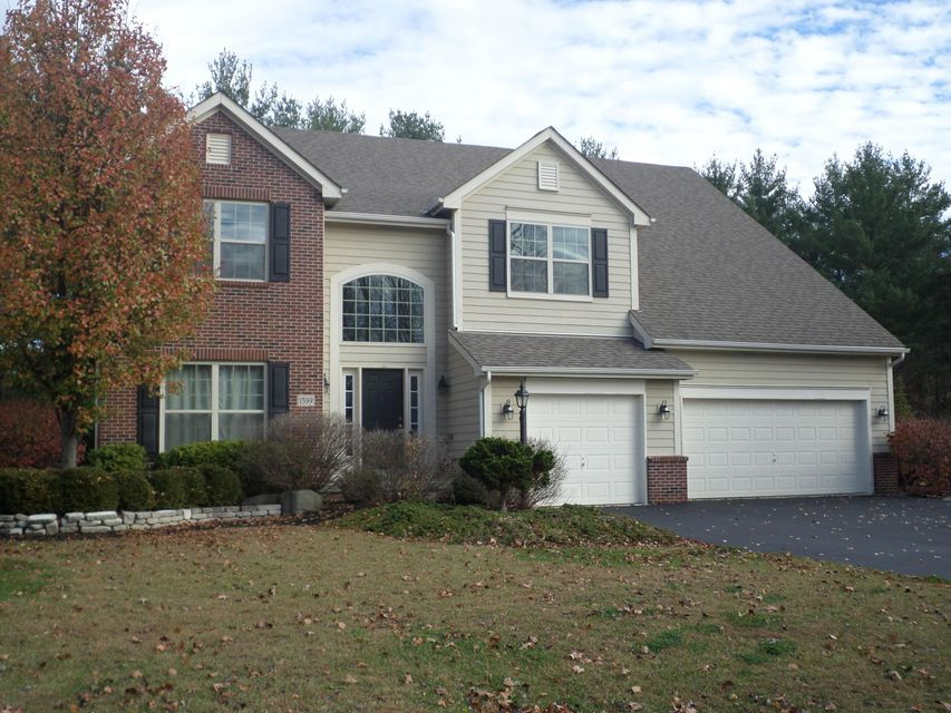Photo of home for sale at 1599 Somerford Drive, Galena OH