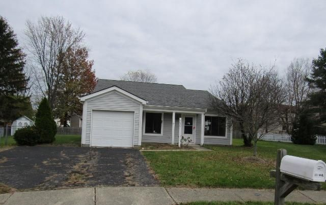 Photo of home for sale at 2032 Wimberly Court, Powell OH