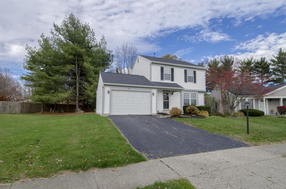 Photo of home for sale at 5295 Mardela Drive, Westerville OH