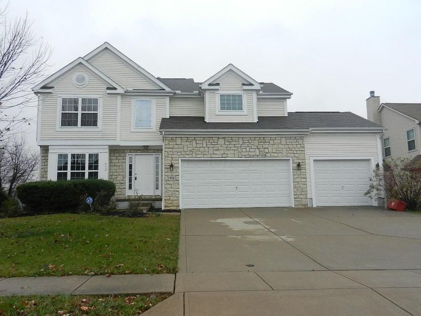 Photo of home for sale at 932 Sorohan Street, Reynoldsburg OH