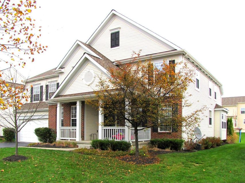 Photo of home for sale at 2866 CORDELLA Street, Blacklick OH
