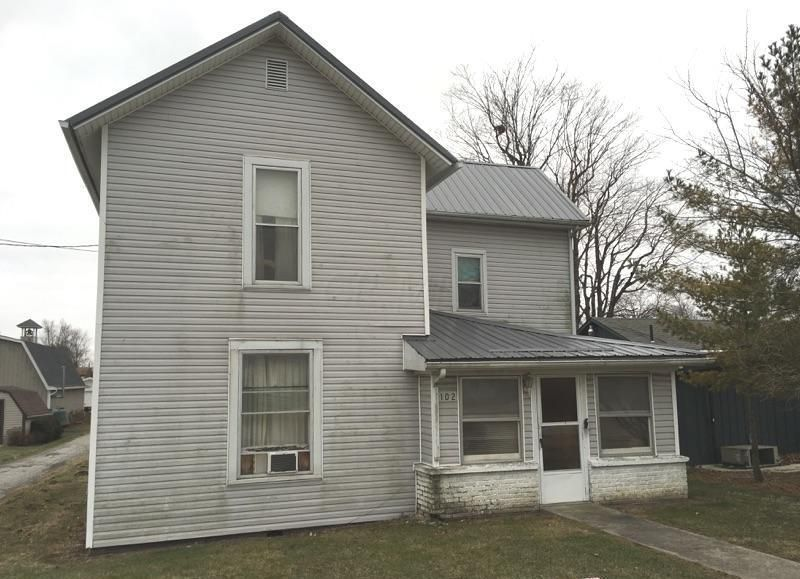 Photo of home for sale at 102 Mill Street, Green Camp OH