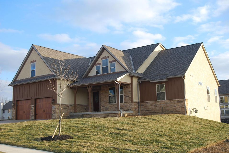 Photo of home for sale at 8757 CEDAR BROOK Street NW, Pickerington OH