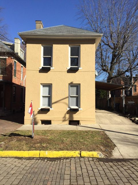 Photo of home for sale at 758 City Park Avenue, Columbus OH
