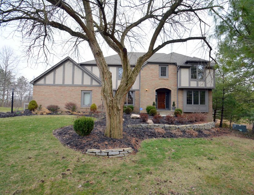 Photo of home for sale at 8422 Tibbermore Court, Dublin OH