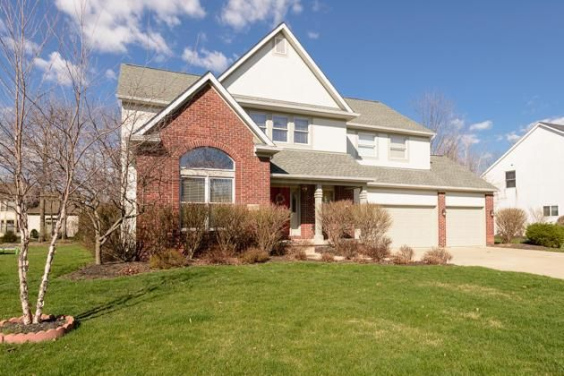 Photo of home for sale at 13127 Silver Brook Drive, Pickerington OH