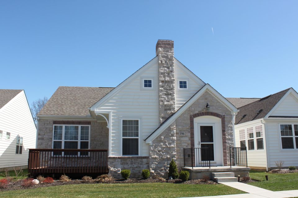 Photo of home for sale at 196 Sandrala Drive, Reynoldsburg OH