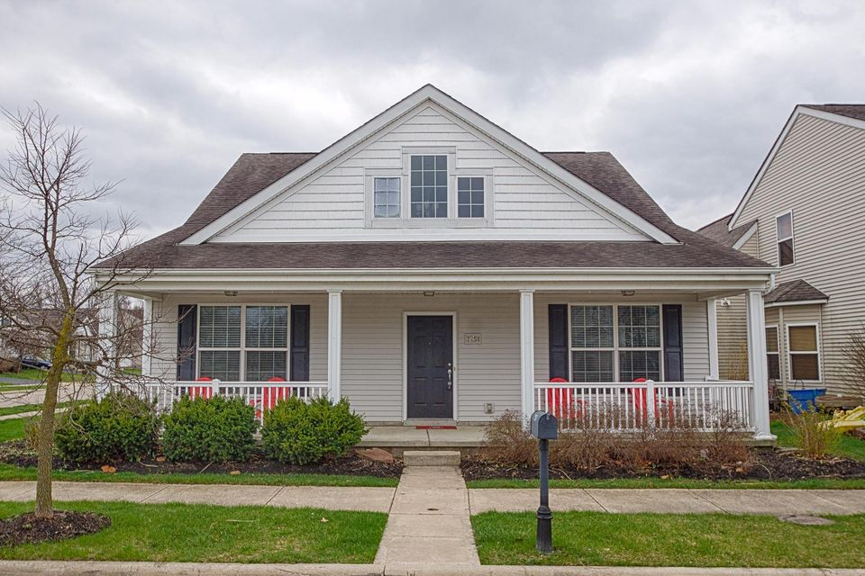 Photo of home for sale at 7251 Hillmont Drive, New Albany OH