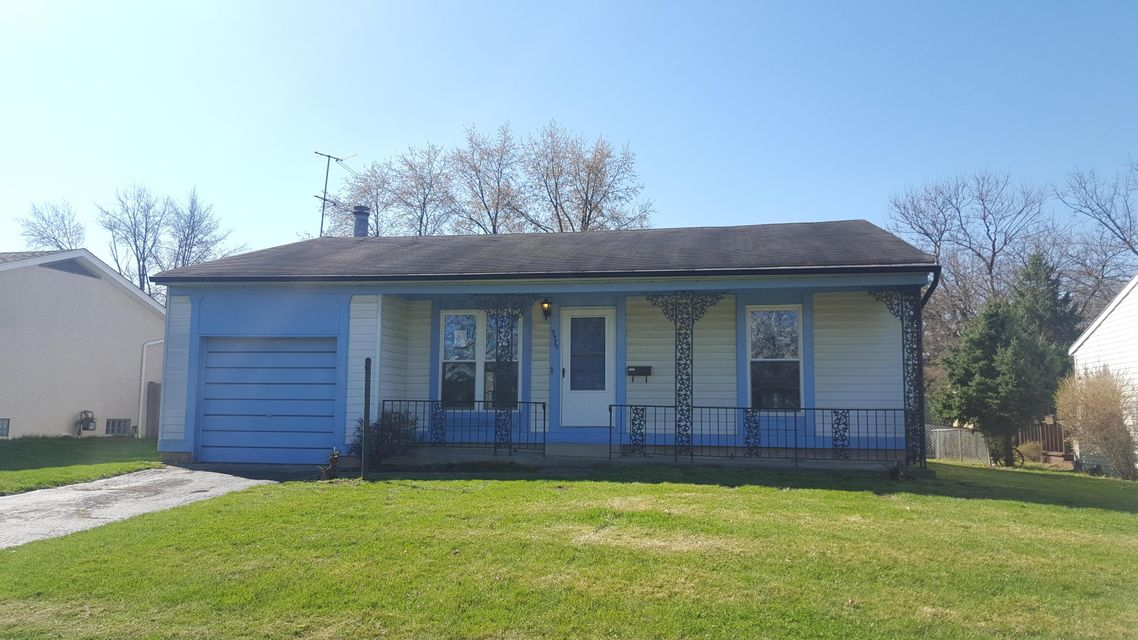 Photo of home for sale at 3379 Vickers Drive, Westerville OH