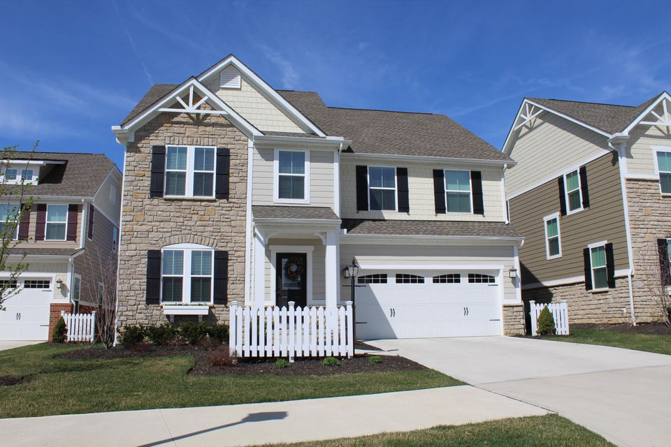 Photo of home for sale at 7863 Avaleen Circle S, Dublin OH