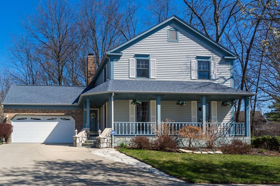 Photo of home for sale at 5473 FLAT HEAD Court, Columbus OH