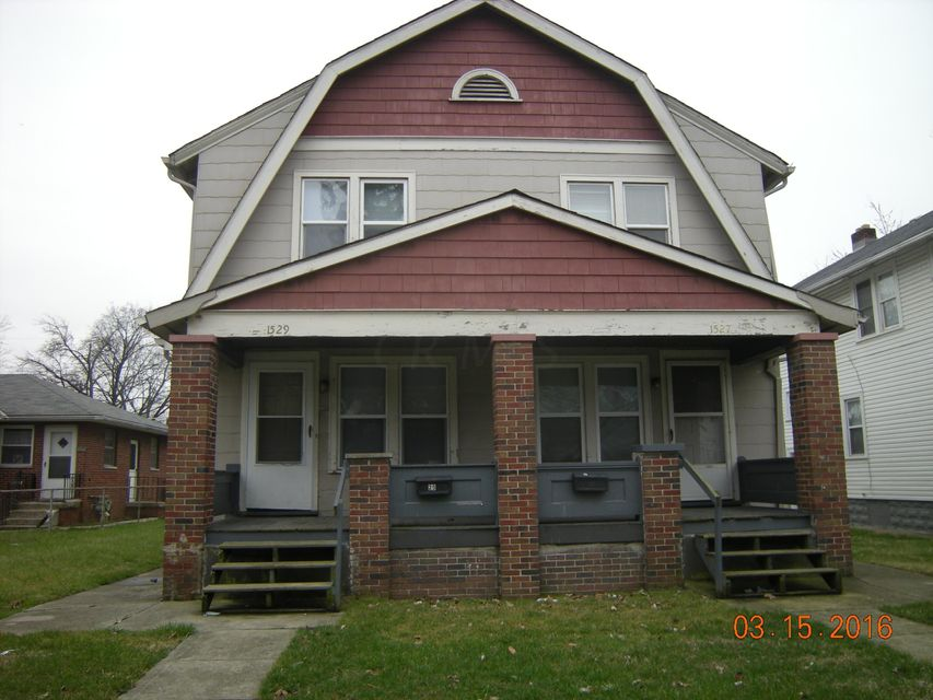 Photo of home for sale at 1527 Republic Avenue, Columbus OH