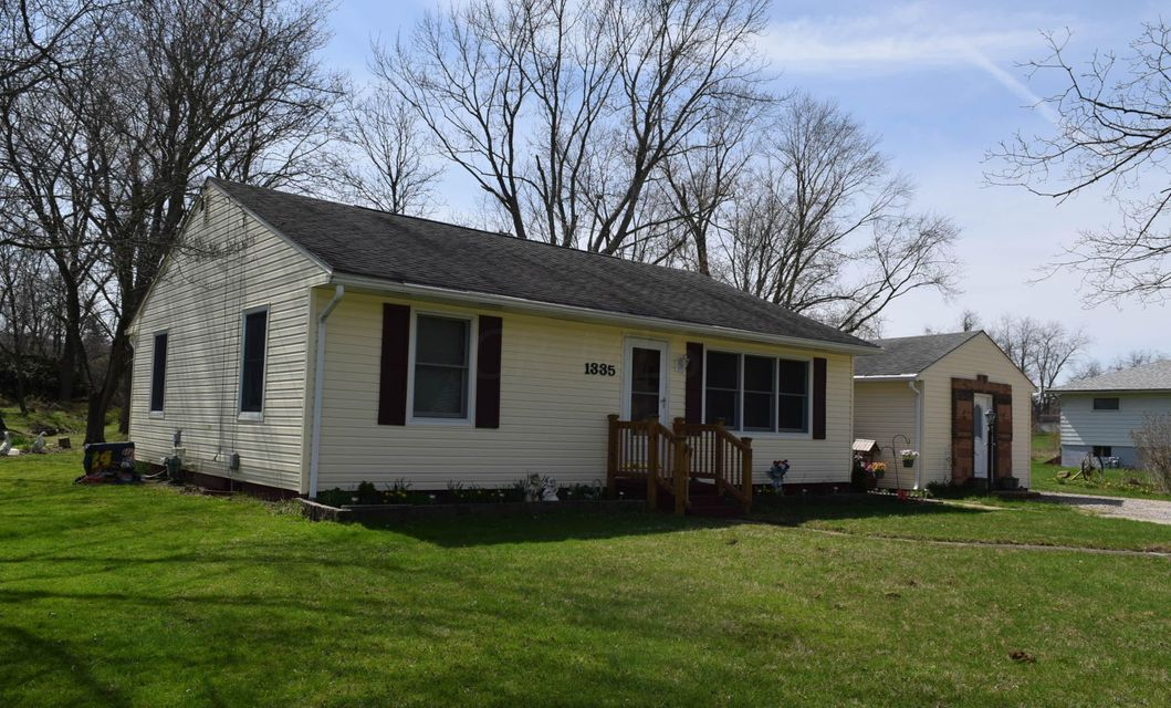 Photo of home for sale at 1335 Grandview Avenue, Heath OH
