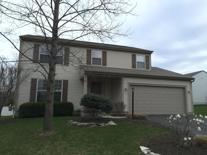 Photo of home for sale at 7414 Bunker Ridge Court, Blacklick OH