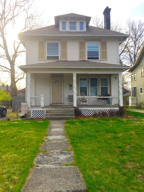 Photo of home for sale at 801 COLLEGE Avenue, Bexley OH