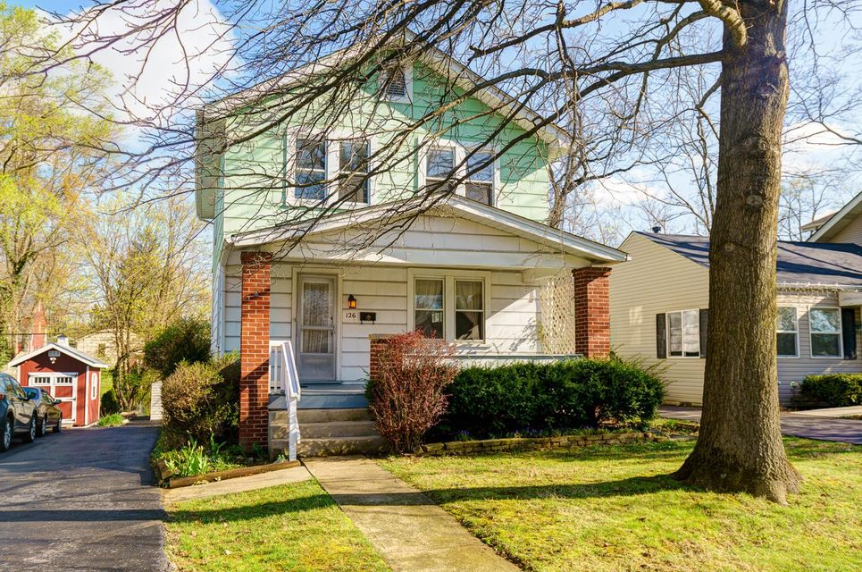 Photo of home for sale at 126 LINCOLN Avenue E, Columbus OH