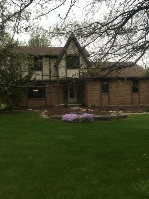 Photo of home for sale at 6060 Moore Road, Delaware OH