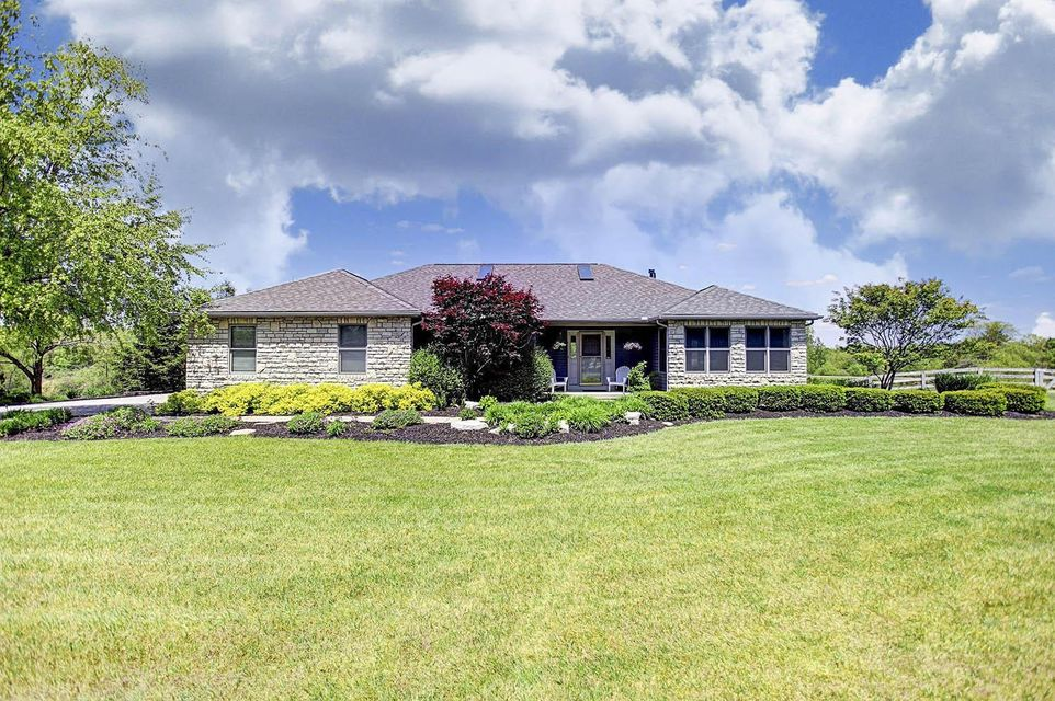 Photo of home for sale at 9298 Marysville Road, Ostrander OH
