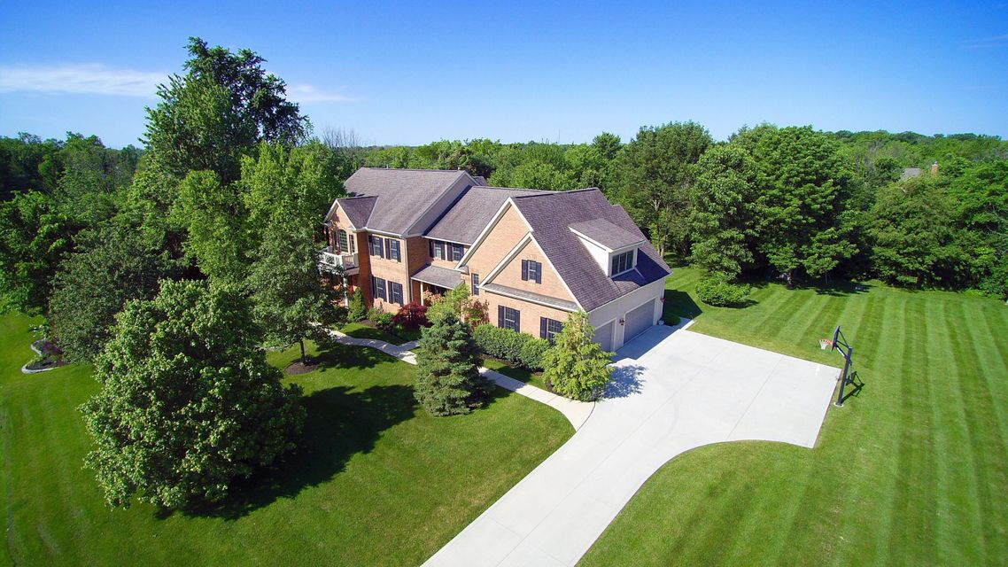 Powell ohio homes for sale over 500k powell real estate for Powell homes