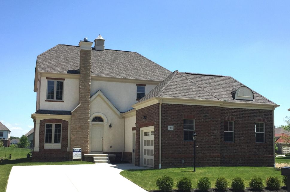 Photo of home for sale at 7972 Pleasant Drive, Dublin OH