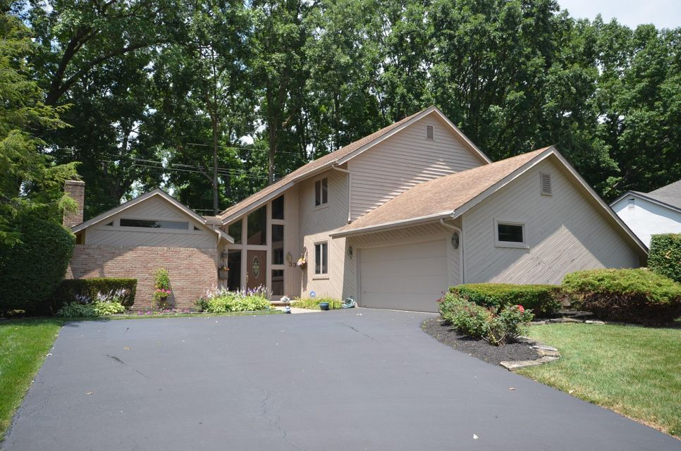 Photo of home for sale at 33 KEETHLER Drive N, Westerville OH
