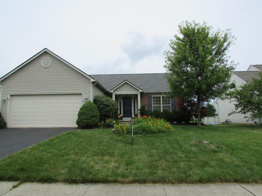 Photo of home for sale at 9118 Ellersly Drive, Lewis Center OH