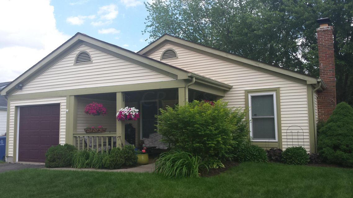Photo of home for sale at 1968 BARNARD Drive, Powell OH