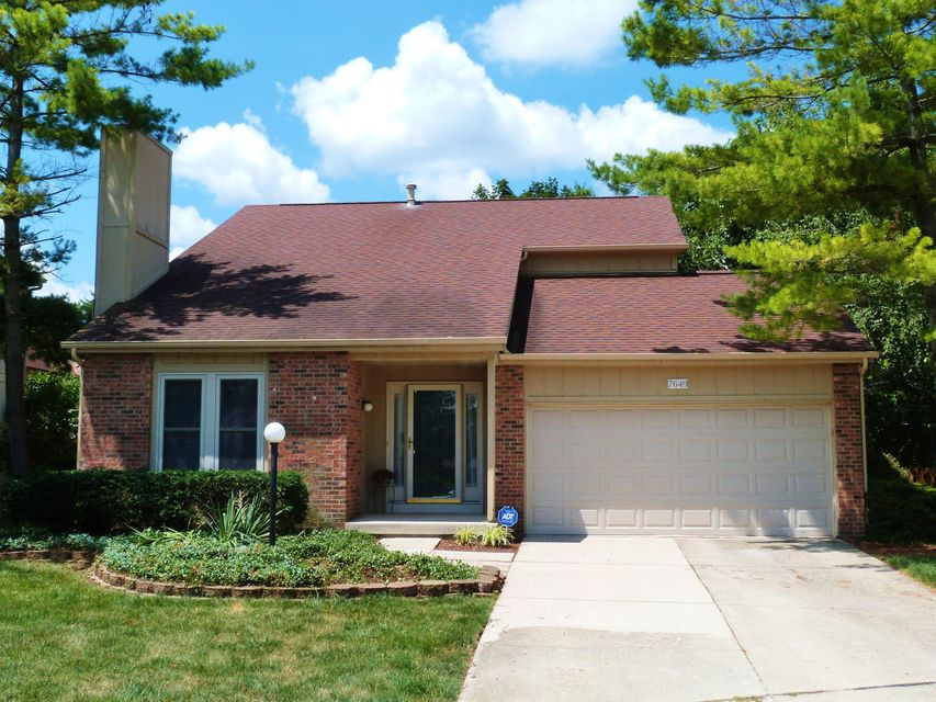 Photo of home for sale at 7649 Stanwick Court, Dublin OH