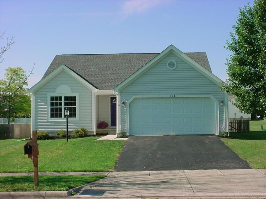 Photo of home for sale at 154 Purple Finch Loop SW, Etna OH