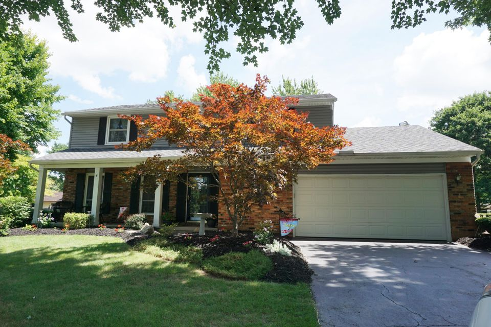 Photo of home for sale at 10126 Wellington Drive, Pickerington OH