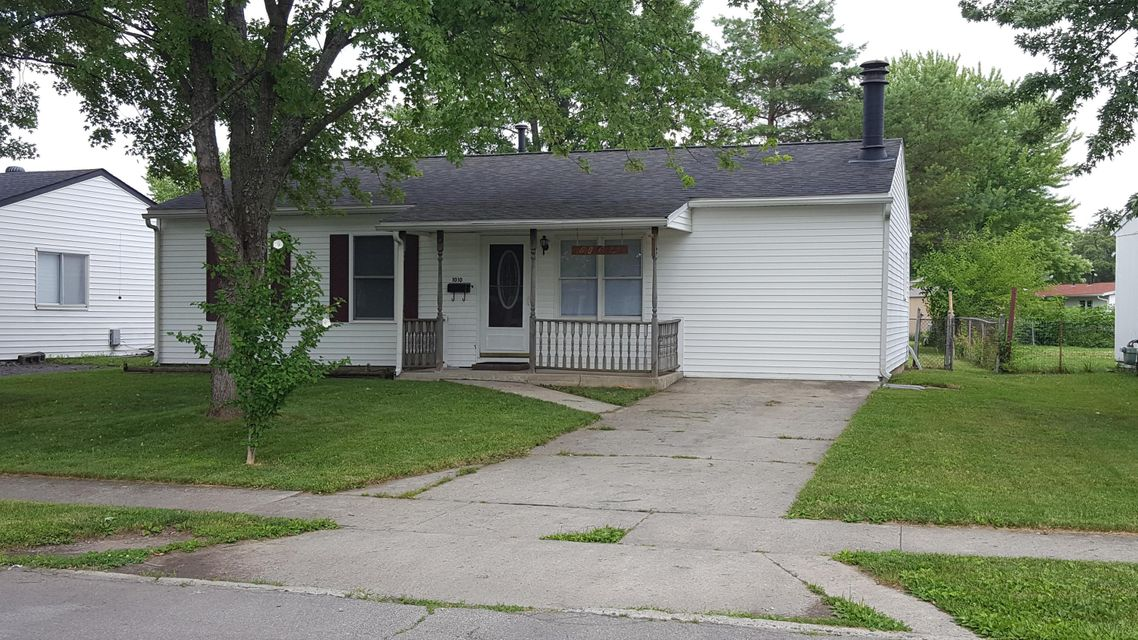 Photo of home for sale at 1010 Barbados Avenue, Marion OH