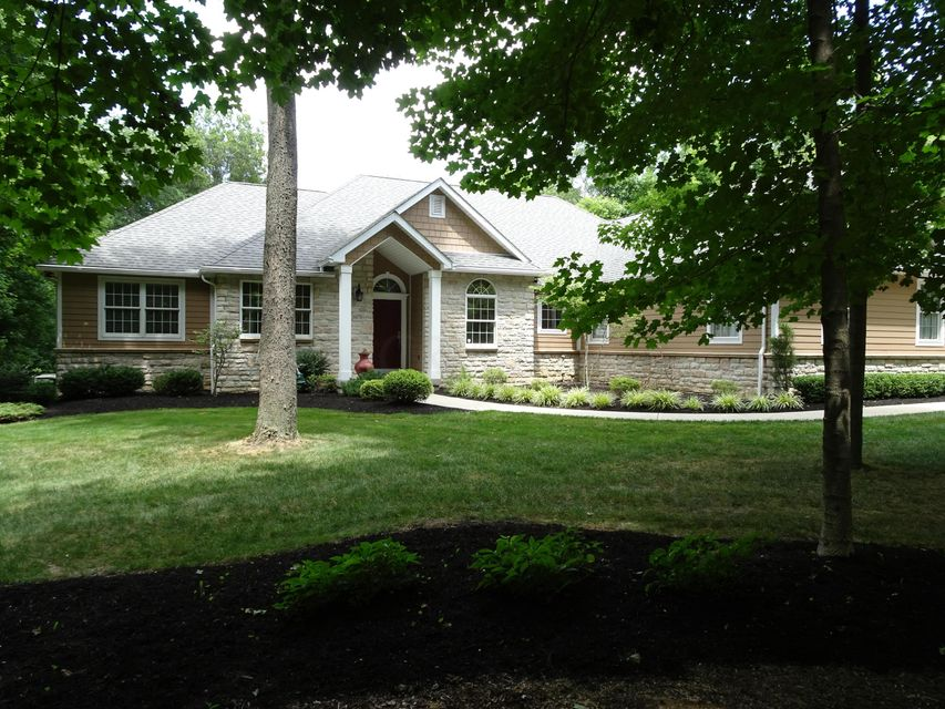Photo of home for sale at 6070 Coonpath Road, Carroll OH